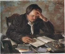 Kulikov_Writer_E.N.Chirikov_1904